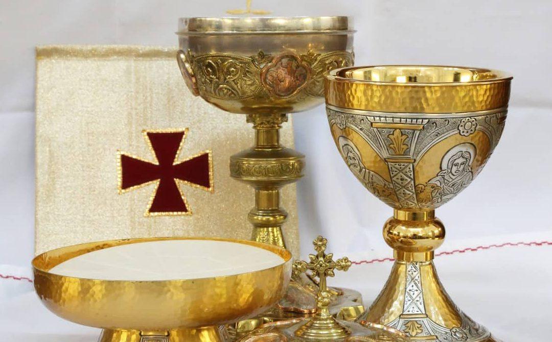 Wielkopostny dzień skupienia Nadzwyczajnych Szafarzy Komunii Świętej